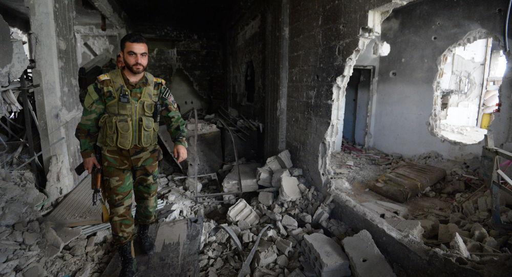 Prolongado por 72 horas el régimen de calma en Daraya, gobernación de Damasco