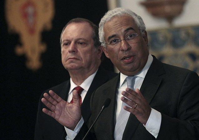 Antonio Costa, líder del Partido Socialista de Portugal