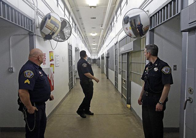 Una prisión Estatal de EEUU (imagen referencial)