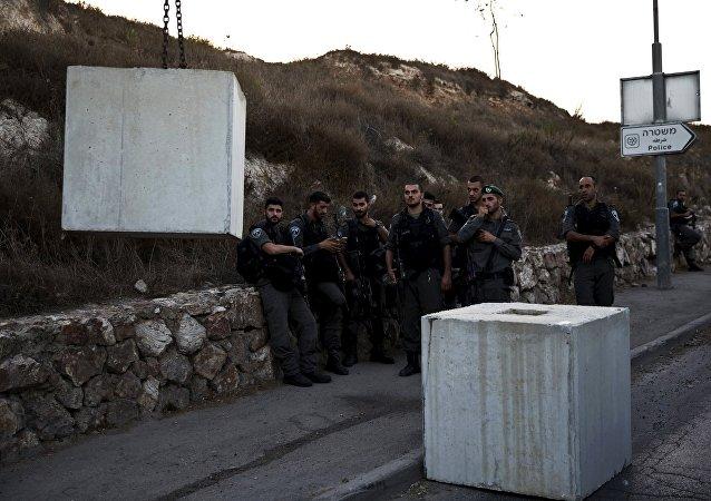 Yabel Mukaber, un barrio palestino castigado