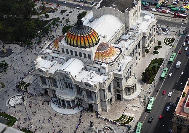 Palácio de las Bellas Artes, México