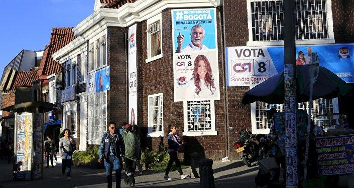 Las elecciones locales de Colombia fijarán el reparto de poder territorial