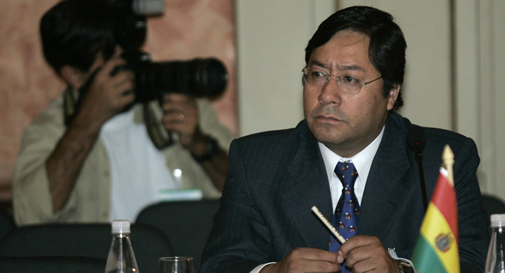 Luis Arce Catacora, exministro de Economía de Bolivia
