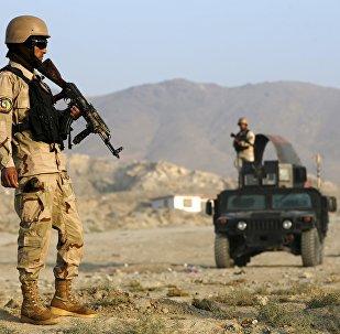 Policía de Afganistán