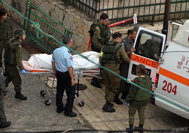 Mujer palestina asesinada tras intentar apuñalar policías israelíes