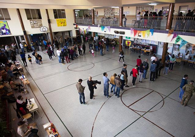 Participación de votantes llegó a 79 por ciento en Argentina