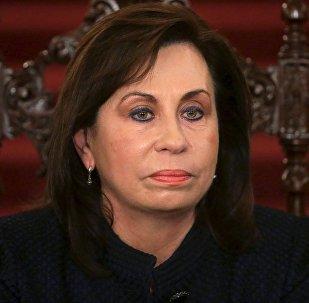 Sandra Torres, candidata socialdemócrata