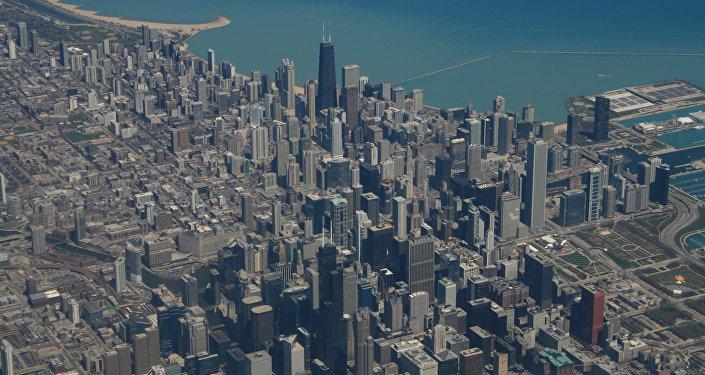 Chicago, ciudad más poblada de Illinois