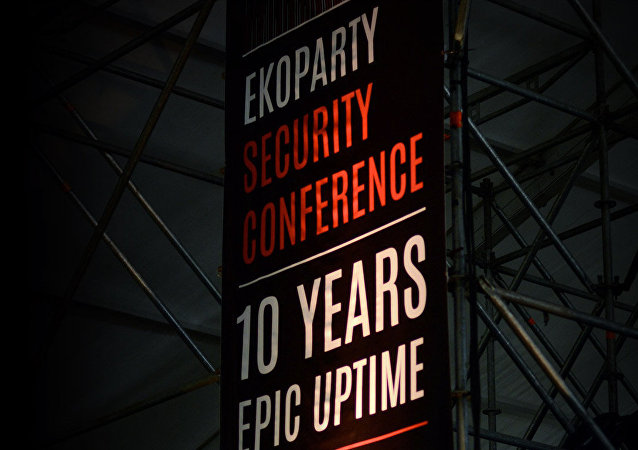 Conferencia de Ekoparty