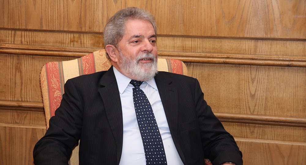 Luiz Inácio Lula da Silva, expresidente de Brasil y líder histórico del PT
