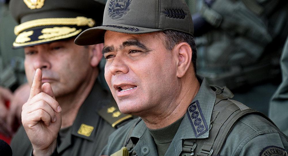 Resultado de imagen para Ministro de la Defensa, general en Jefe) Vladimir Padrino López