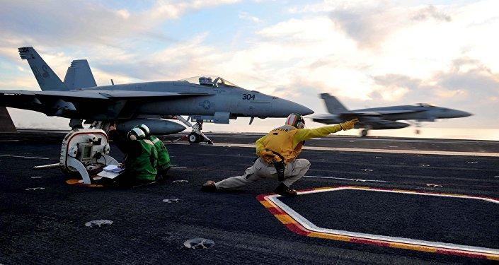 F/A-18 Super Hornet, cazabombardero estadounidense