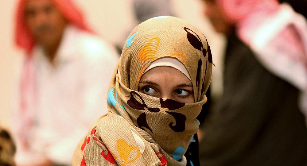 Refugiados sirios en el Campo de Refugiados Zaatari en Jordania (Archivo)
