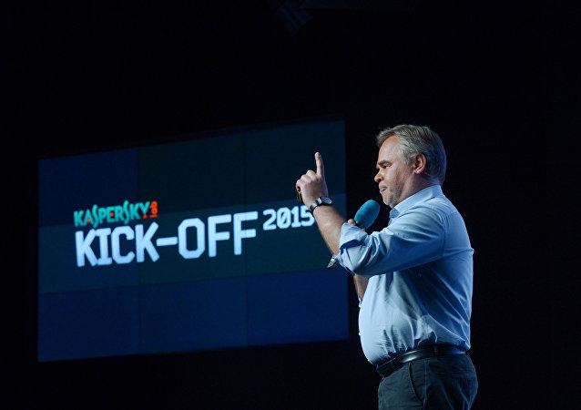 Director General de Kaspersky Lab, Evgeny Kaspersky