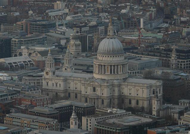 Catedral anglicana de San Pablo, Londres
