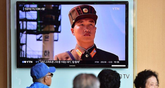 Noticias surcoreanas sobre actividad militar en Corea del Norte