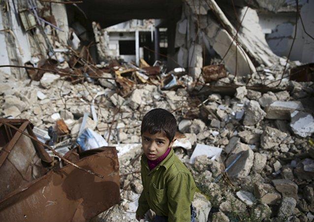 Situación humanitaria en Siria