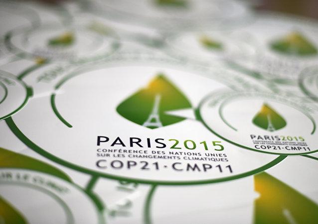 Cumbre de la ONU sobre el Clima 2015 en París, Francia