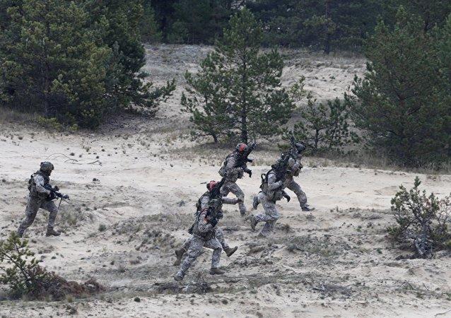 Despliegue militar de la OTAN cerca de las fronteras rusas es una provocación