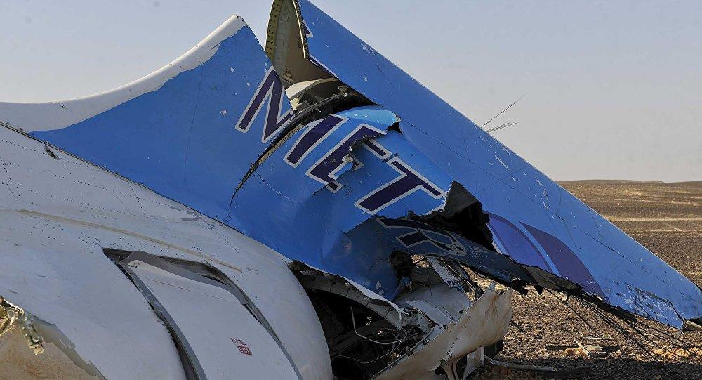 Unos 25 niños mueren en el accidente aéreo del avión ruso en Sinaí