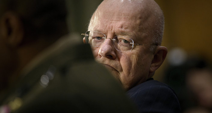 James Clapper, director de la Inteligencia Nacional de EEUU