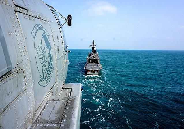 Destructor estadounidense USS Lassen