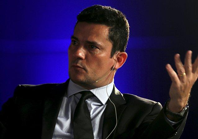 Sérgio Moro, juez de la Justicia Federal del estado brasileño de Paraná