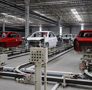 La industria automovilística de Brasil