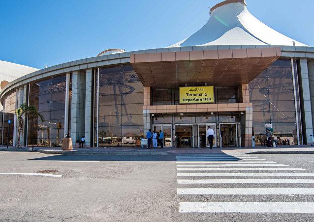 Aeropueerto de Sharm el Sheikh