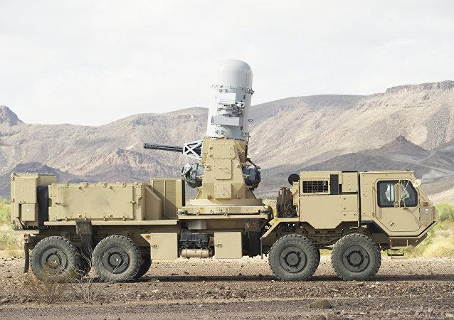 Estación antiartillería Centurion C-RAM