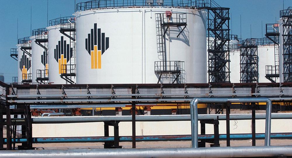 Instalación de Rosneft
