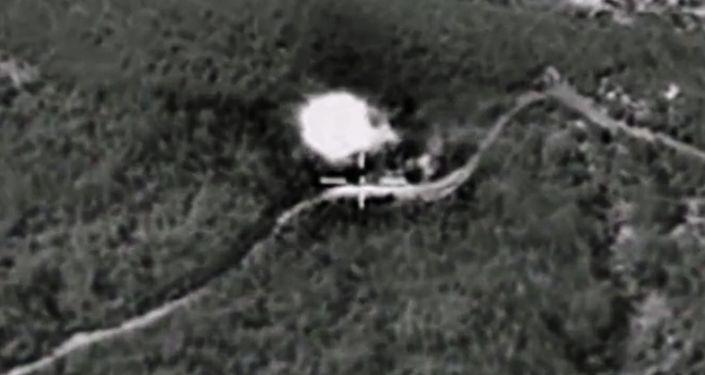 Ataques aéreos de Rusia contra Daesh