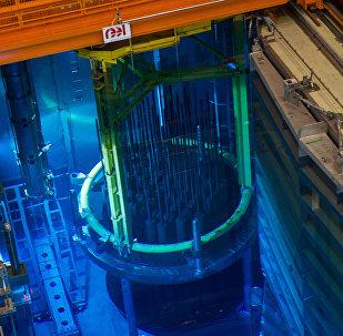 Un reactor nuclear (imagen referencial)