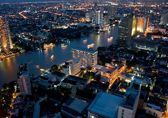 Bangkok, la capital de Tailandia