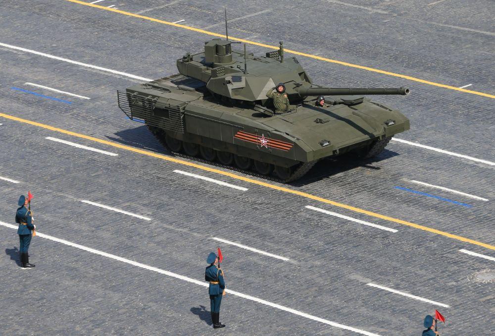 Las superarmas de Rusia