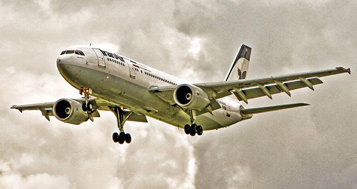 Airbus de Iran Air