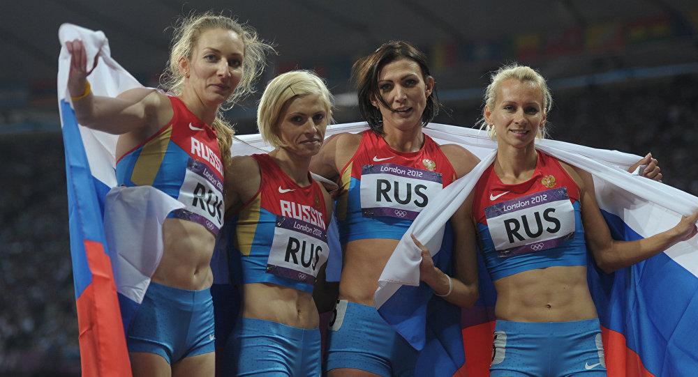 La selección de Rusia en los JJ.OO de 2012 en Londres