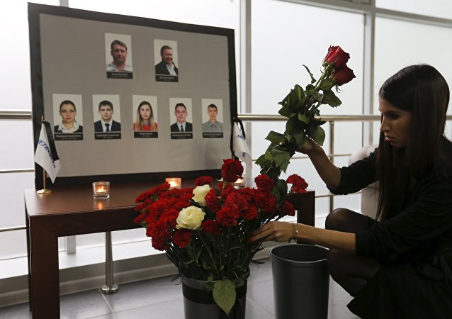 El Kremlin insta a los medios a estudiar bien las fuentes sobre caso A321