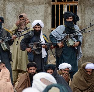 Talibanes afganos (archivo)