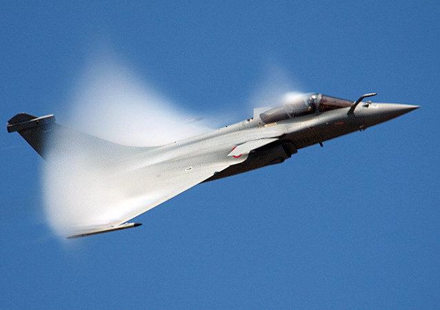 Caza francés Dassault Rafale