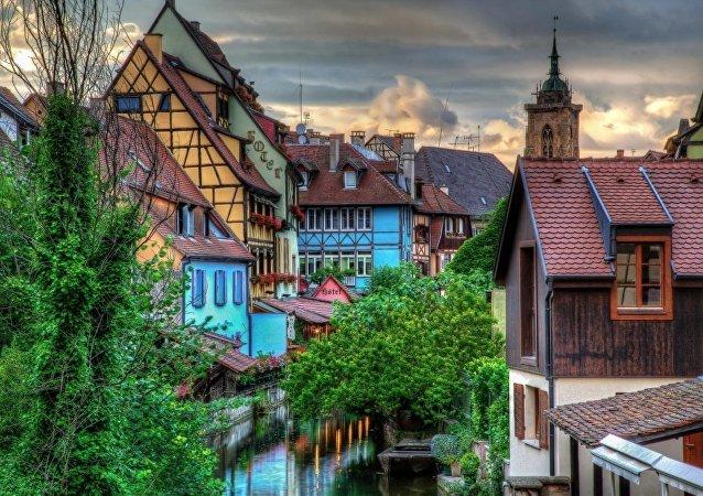 Pueblos reales que se parecen a cuentos de hadas