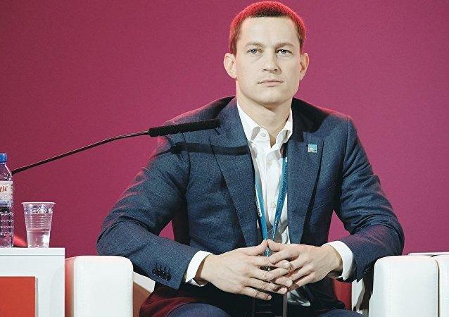 Sergey Pospilov, director de la Agencia Federal de Asuntos Juveniles de Rusia