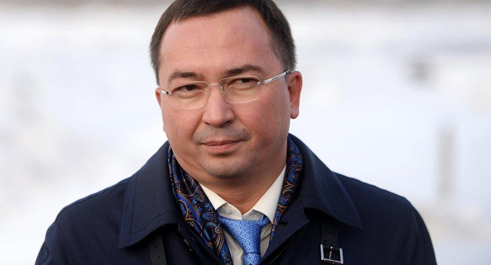 Ígor Nasenkov, subdirector general del consorcio KRET