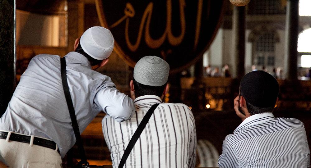 Los muslimes de Turquía