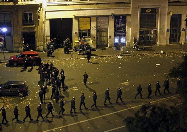 Bataclan después del atentado