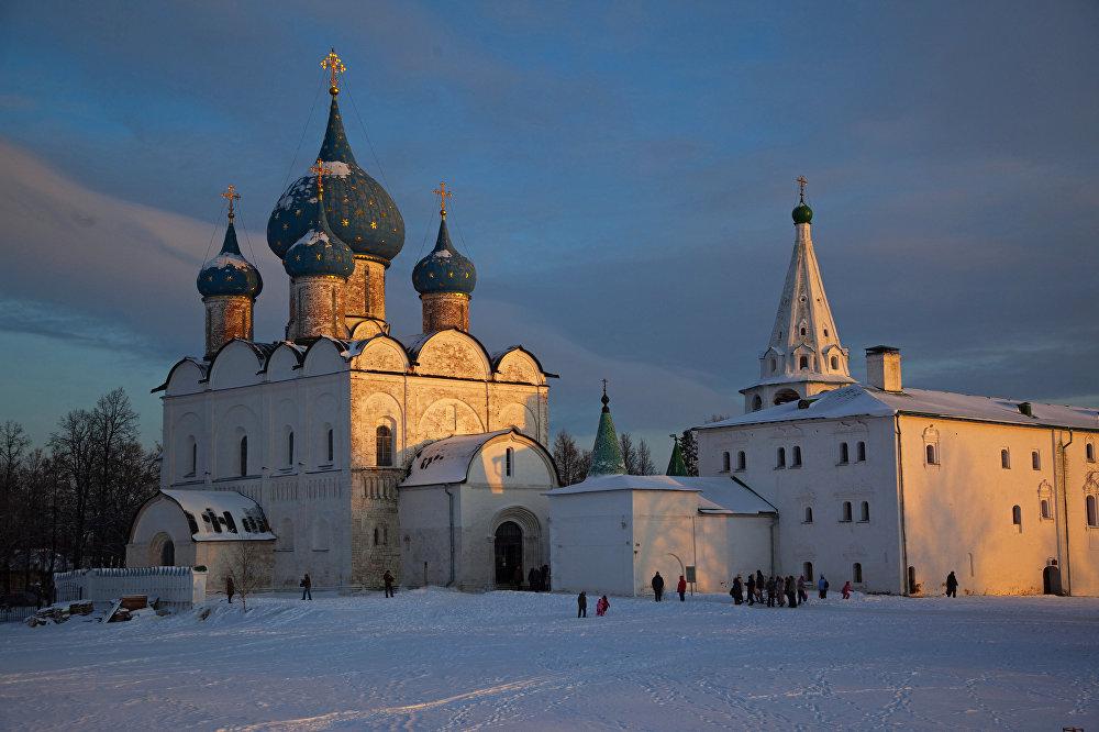 Aporte de Rusia al Patrimonio de la Humanidad