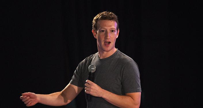 Mark Zuckerberg, el creador de Facebook