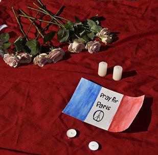 El mundo expresa su dolor por las víctimas de los atentados en París (archivo)