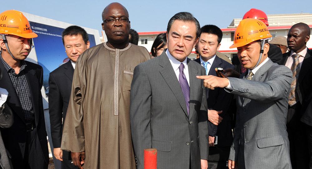 China participa en los proyectos conjuntos de construcción con los países africanos