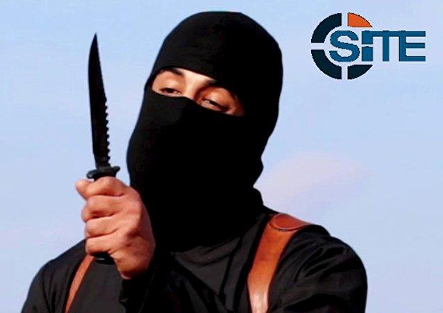 Yihadista de origen británico Mohamed Emwazi, más conocido como 'Jihadi John'